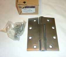 "1 Ives 3CB1HW 5"" x 4"" 652 US26D NRP Door Hinge SATIN CHROME NEW!"