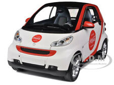 "2007 SMART FOR TWO ""COCA COLA"" 1/18 DIECAST MODEL CAR BY MINICHAMPS 150036301"