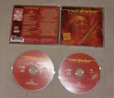 2 CD Ravi Shankar - The Man and his Music 8.Tracks 2005  94