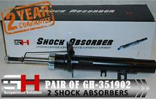 2 NEW FRONT GAS SHOCK ABSORBERS FOR CITROEN C2, C3 I, PEUGEOT 1007 //GH-351902//