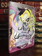 Alice in Wonderland Illustrated by Camille R. Garcia New Hardcover Trippy Gift