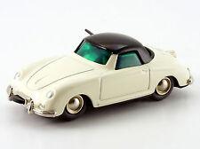 Schuco Micro-Racer Porsche 356 weiß-schwarz # 102