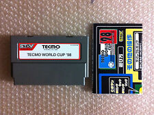 Tecmo World Cup 98 Sega STV Arcade Game Import Japan