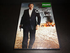 QUANTUM OF SOLACE-007 must stop man who wants to control natural resources--DVD