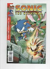 Archie Comics  Sonic The Hedgehog #281  Cover A  Variant
