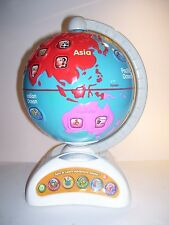VTech V TECH Educational Globe Learning Toy Spin & Learn Adventure Learning