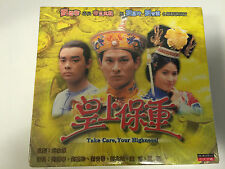 Take Care Your Highness (12-VCD) (TVB Drama) Andy Lau  Carina Lau Lau Ching Wan