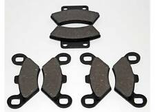 1990 1991 1992 1993 POLARIS 350 L TRAIL BOSS 4X4 FRONT AND REAR BRAKES PADS