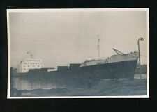 Gloucestershire Glos BRISTOL Alfred Dock ship Iron Ore photo 1961