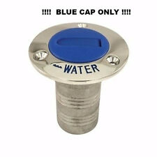 Marpac Blue Nylon REPLACEMENT CAP ONLY FP1000120 for Water Deck Fill  Marine MD