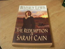 The Heritage of Lancaster County: The Redemption of Sarah Cain by Beverly Lewis