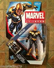 Marvel Universe NOVA #019 Series 4 Hulk Avengers 2012 X-Men Guardians Galaxy
