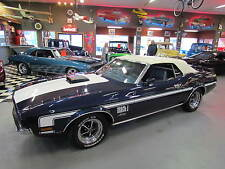 Ford : Mustang Convertible