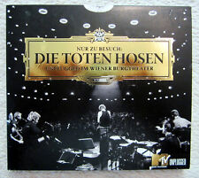 CD / DIE TOTEN HOSEN / UNPLUGGED IM WIENER BURGTHEATER / RAR /