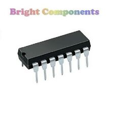 10 x NE556 Timer IC (556) - DIP / DIL14 - 1 ° classe Post