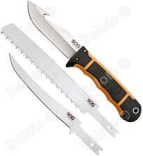 """SOG Exchange Length 9.6"""" Includes Fillet Skinner & Bone Saw Blades HT201N-CP NEW"""