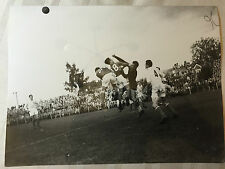 photo press football   World Cup 1958   France- Yougoslavie         244