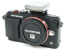 Olympus PEN E-PL6 Digital Camera - Black (Body Only) **Excellent** Condition
