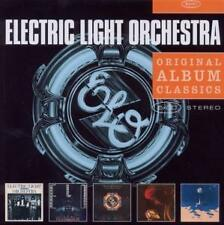 ELECTRIC LIGHT ORCHESTRA - Original Album Classics -- 5 CD  NEU & OVP
