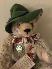 Max Hermann Happy Wanderer Musical Bear Ltd. Edition