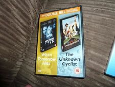 The Unknown Cyclist  & when tomorrow hits drama adventure feel good cult action