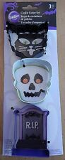 Wilton Halloween Cookie Cutters Set of 3