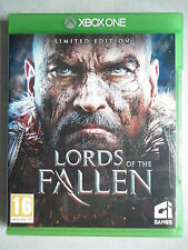 Lords Of The Fallen Limited Edition Jeu Vidéo XBOX ONE