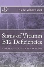 Signs of Vitamin B12 Deficiencies : Who's at Risk -- Why -- What Can Be Done...