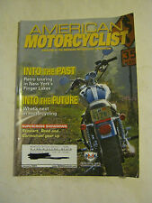 January 2005 American Motorcyclist Magazine, Into The Past  (BD-29)