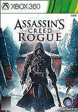 Assassins Creed Rogue Xbox 360 New & Sealed