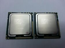 Matched pair of Intel Xeon X5680 3.33GHz SLBV5 Six Core Processor w/Grease