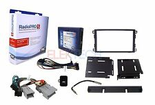 RP5-GM11 Radio Replacement Solution & 2-DIN Dash Kit for Chevrolet w/Onstar/Bose