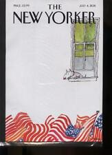 THE NEW YORKER MAGAZINE - July 4, 2011