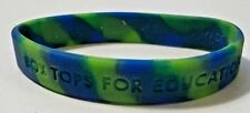 Box Tops For Education Rubber Cause Bracelet