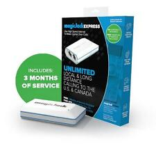 magicJack EXPRESS + Free 3 months Unlimited Calling