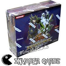 Yugioh Duelist Pack Yusei 3 1st rara Booster Box Konami 36 tarjeta Pack Nuevo Sellado