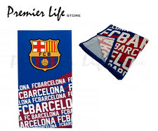 Barcelona F.C Beach Bath Towel - Latest Impact Design