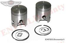 CYLINDER PISTON 64mm REPLACEMENT SET PAIR YAMAHA RD350 360-11631-03-96 SPARES2U