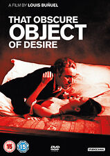 THAT OBSCURE OBJECT OF DESIRE - DVD - REGION 2 UK