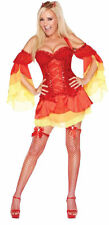 Playboy Devilishous Womens Costume Sz L, Brand New! Free Shipping!