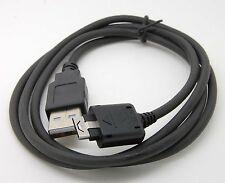 USB Charger& Data Sync Cable for SECRET KU800 KU990 Viewty KU998 KX838 KX156