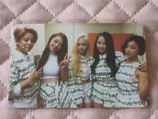 (ver. Group) f(x) FX 3th Album Red Light Photocard Kpop SM OT5