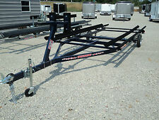NEW 20' PONTOON TRAILER FLOAT ON * SUMMER BLOWOUT SALE * DR TRAILER SALES