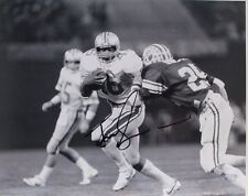TIM SPENCER 1982 Ohio State MVP Autographed NCAA Football 8x10 Photo 16H