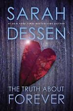 The Truth About Forever, Sarah Dessen, 0142406252, Book, Acceptable