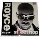 "SEALED & MINT - ROYCE DA 5' 9"" - STREET HOP - DOUBLE 12"" VINYL LP / RECORD ALBUM"