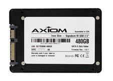 """* BRAND NEW* Axiom Signature III SSD 2.5"""" 480GB - SSD25A37480-AX"""