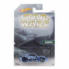 Mattel Exclusive Hot Wheels 2015 1:64 Die Cast Car Disney STAR WARS KAMINO # 1/8