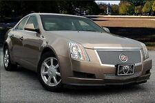 Cadillac CTS 2012 2013 ONLY E&G Classics 2 Pc Fine Mesh Mirror Stainless