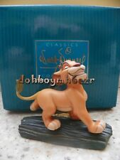 Disney Classics Simba The Lion King Christmas Tree Ornament